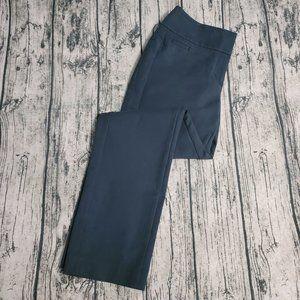 LOFT Ann Taylor Julie Curvy Straight Dress Pants 4